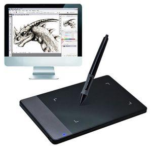 TABLETTE GRAPHIQUE (#128) Portable Smart 4.0 x 2.23 inch 4000LPI Styl