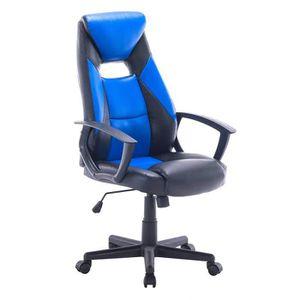 CHAISE DE BUREAU KAYELLES Fauteuil Gamers LOTA, Chaise de bureau ra