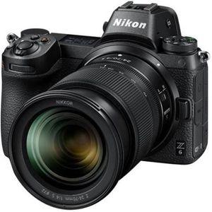 APPAREIL PHOTO HYBRIDE NIKON Hybride Z6 Noir - 24,5Mp + Objectif 24-70 f/