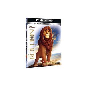 BLU-RAY FILM Le Roi Lion [Combo Blu-Ray, Blu-Ray 4K]