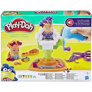 JEU DE PÂTE À MODELER Play-Doh - Pate A Modeler Play-Doh - Le Coiffeur