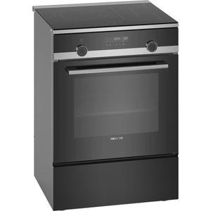 CUISINIÈRE - PIANO Siemens - cuisinière électrique a 63l 3 foyers ind