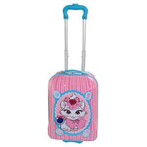 VALISE - BAGAGE Valise Trolley cabine pour Fille Rose