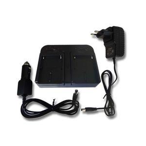 CHARGEUR APP. PHOTO Chargeur rapide pour Sony GV-D1000 (Video Walkman)