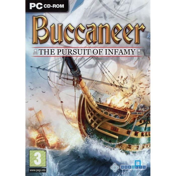 BUCCANEER / Jeu PC
