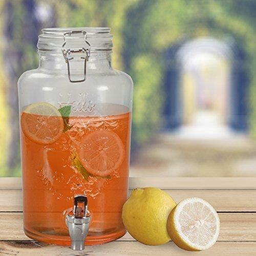 DRULINE 3L distributeurs de boissons avec robinet distribute ( catégorie : DISTRIBUTEUR DE BOISSON CHAUDE OU FROIDE ) 4616-1