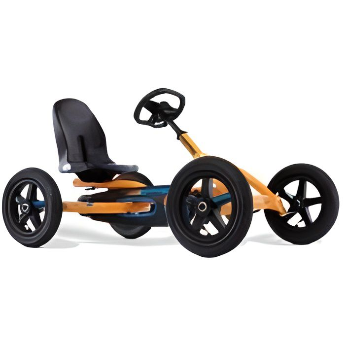 Kart a pedales BERG Buddy B-Orange