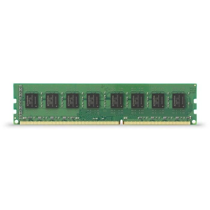 KINGSTON Module de mémoire DIMM - 8Go - 1333MHz - DDR3 - Non-ECC - CL9 - 240-pin - 1.5V