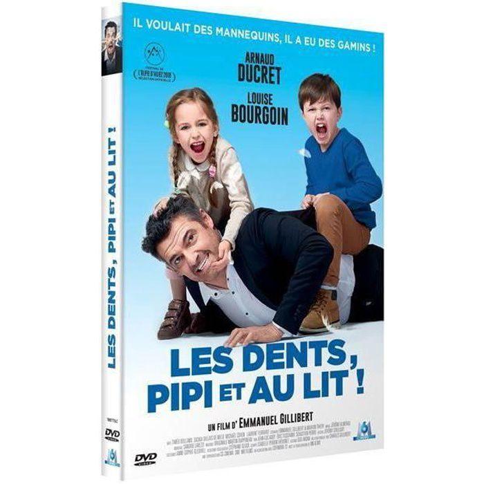 M6 Vidéo Les dents, pipi et au lit ! DVD - 3475001055705