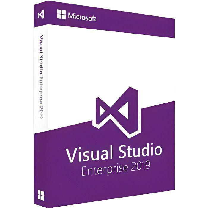 Microsoft Visual Studio 2019 Entreprise - MS0182