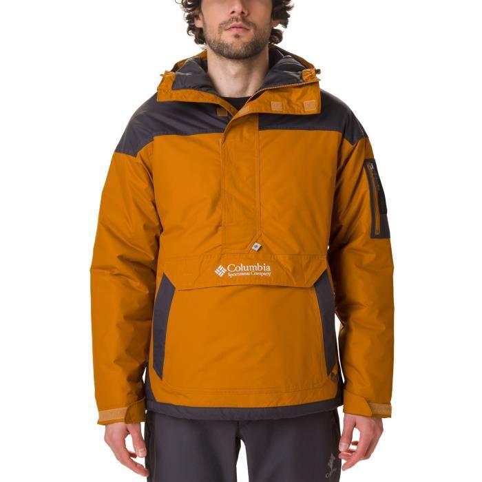 Sweatshirt 1/2 zip Columbia Challenger