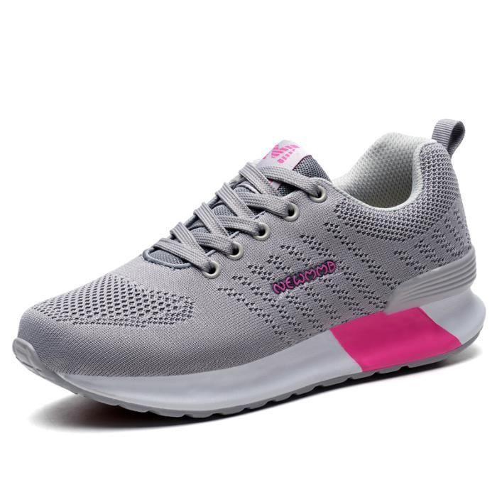 Baskets Femme Mode Chaussures De Running Chaussures De Sport