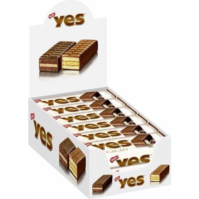Nestle YES Cacao, 24 pcs