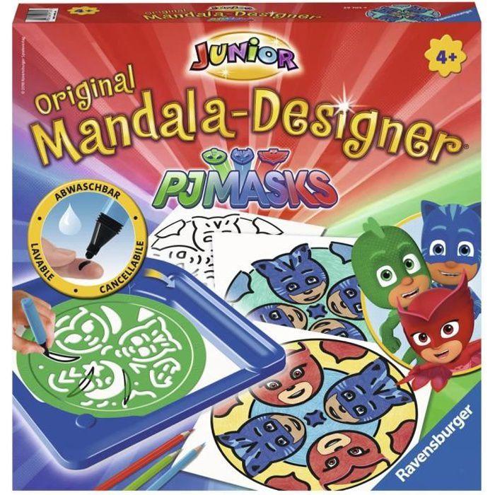 LES PYJAMASQUES Mandala Designer