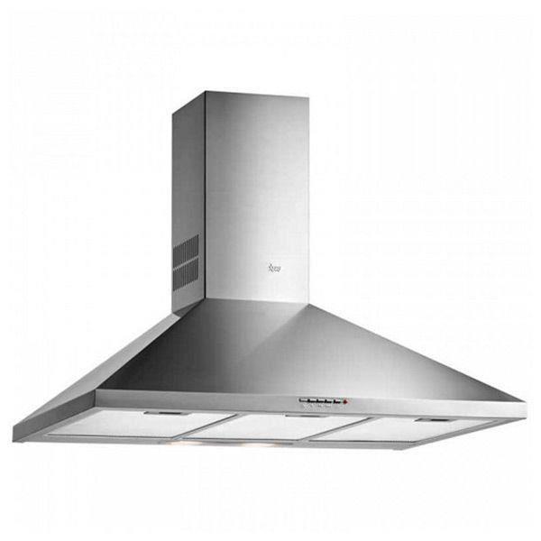 Hotte standard Teka DBP60PRO 60 cm 613 m3/h 68 dB 236W Acier inoxydable