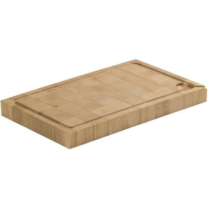 Planche professionnelle à découper bois debout....
