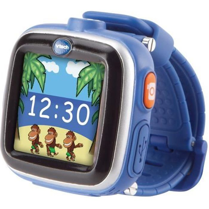 VTECH Kidizoom Montre Smart Watch Bleue