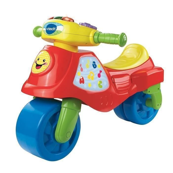 VTECH Tricycle Cyclo-Moto 2 En 1