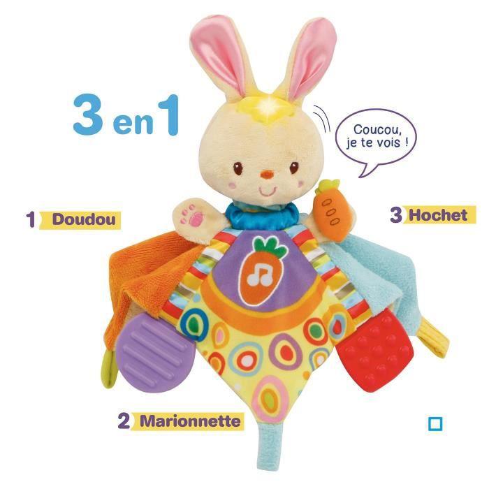 VTECH BABY - Mon doudou à comptines