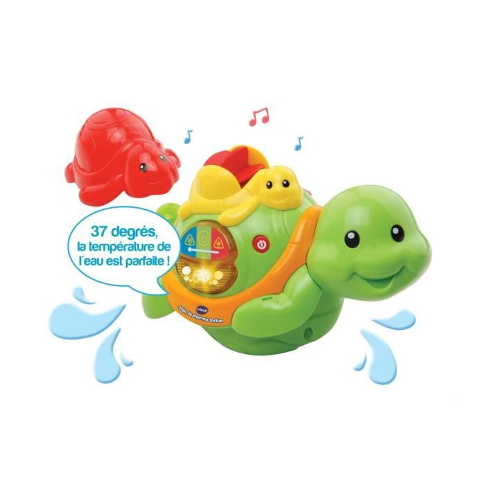 VTECH BABY - Juju, la thermo tortue