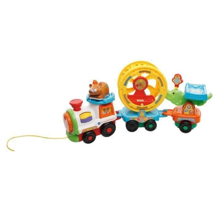 VTECH - TUT TUT ANIMO - Super train fantastico-rigolo