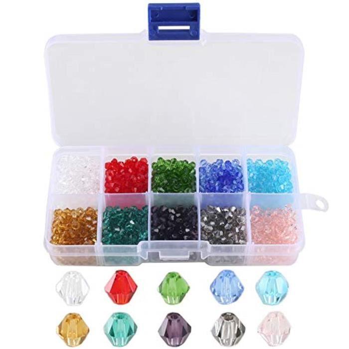 light siam AB lot 25 perles rondelle 4 x 6 mm en cristal rouge clair