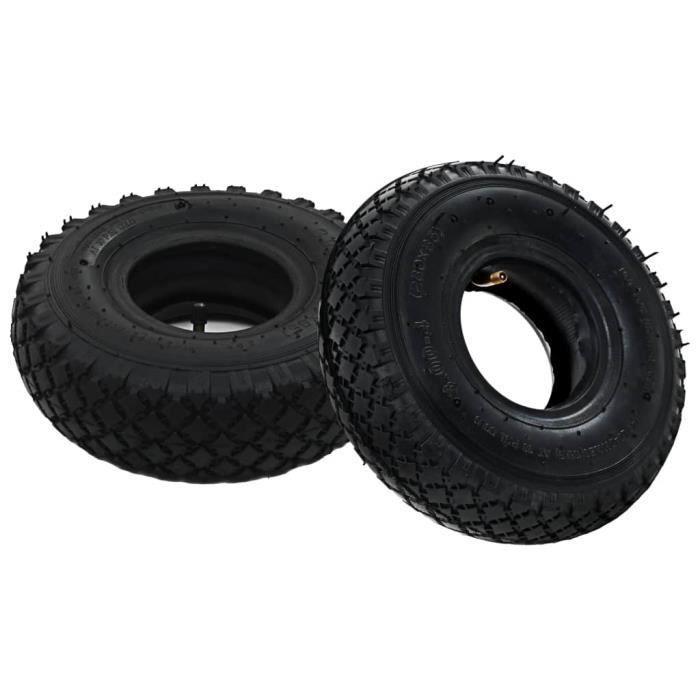 Chambre à air  pour petit pneu grandeur 4.10 //3.50-4 //2.60 x 85 260 X 85