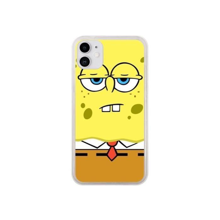 Coque iPhone 11 Bob l'Eponge Sponge Bob - Bertrand