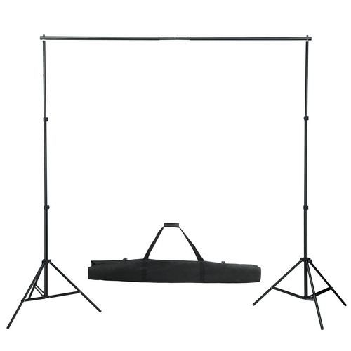 kit support de fond photo studio tr pied sac achat vente kit studio photo cadeaux de. Black Bedroom Furniture Sets. Home Design Ideas