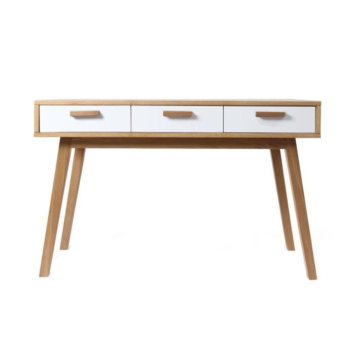 miliboo bureau design scandinave helia achat vente bureau helia bureau soldes d s le 9. Black Bedroom Furniture Sets. Home Design Ideas