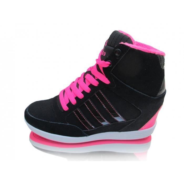 baskets femme adidas super wedge