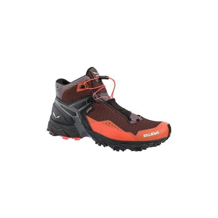 Salewa Jr Alp Trainer Mid GTX Chaussures de Randonn/ée Hautes Mixte Enfant