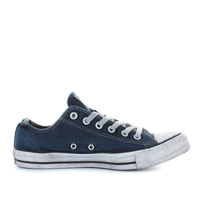 chaussure converse homme bleu