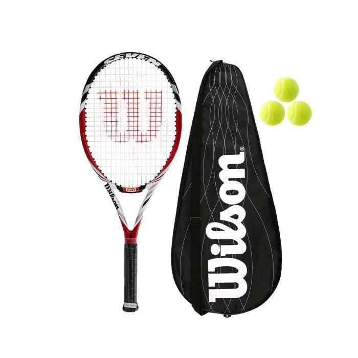 Wilson Burn FST 99 Raquette de tennis 4 1//8 Grip 3 Derniers!