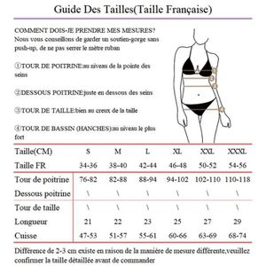100% authentic cheap for discount cute cheap Maillot de bain avec armature - Achat / Vente Maillot de ...