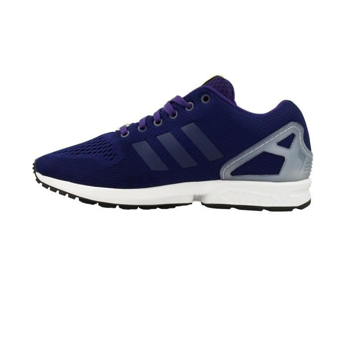 Chaussures Zx Flux Navy/Blanc - Adidas