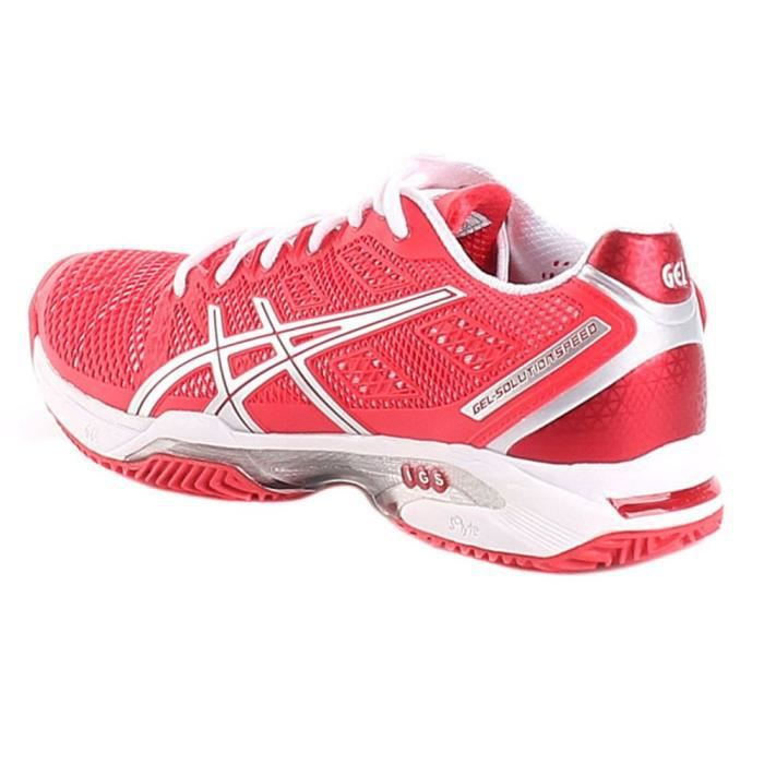 Chaussures Asics Gelsolution Speed 2 Clay 2393