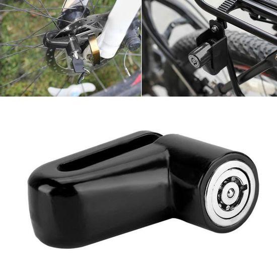 Heavy Duty Moto//Vélo Verrou de sécurité avec 2 clés