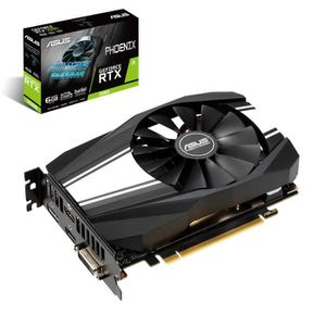 CARTE GRAPHIQUE INTERNE ASUS GeForce RTX 2060 Phoenix PH-RTX2060-6G 6GB -