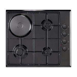 PLAQUE MIXTE PLAQUE TABLE DE CUISSON BLACK MIXTE GAZ ET ELECTRI
