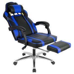 CHAISE DE BUREAU Chaise Gamer Fauteuil de Bureau Chaise Ordinateur