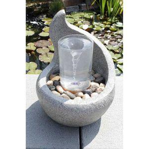 FONTAINE DE JARDIN Fontaine de jardin Fontaine décorative FoCurvo ave