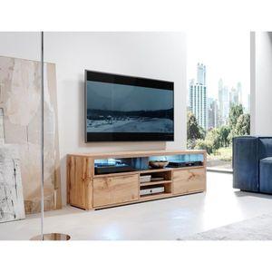 MEUBLE TV Meuble TV / Meuble de salon - MARIO - 137 cm - eff
