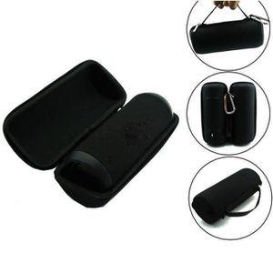 ENCEINTE NOMADE Sac Portable Hard Case Voyage Zipper Box pour JBL