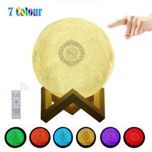 ENCEINTE NOMADE Enceinte bluetoothCoran Touch LED Lamp Portable H