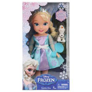 POUPÉE Disney Frozen - 31009 - Poupée Mannequin - Elsa Re