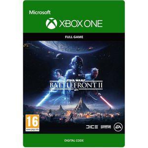 JEU XBOX ONE À TÉLÉCHARGER Star Wars Battlefront 2 Jeu Xbox One à télécharger