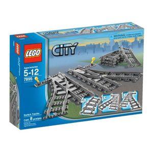 ASSEMBLAGE CONSTRUCTION Jeu D'Assemblage LEGO DF6KF Ville changer de piste