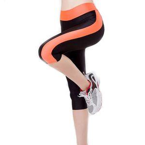 Jambière - Guêtre Taille haute Tummy contrôle Yoga femmes Jambières
