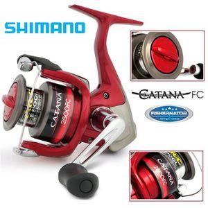 "Shimano Catana 2500 FC Moulinet ""Spinning"""